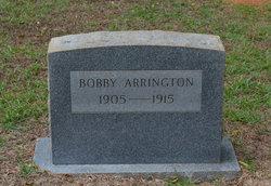 Bobby Arrington