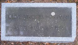 Olive Virginia Wortman