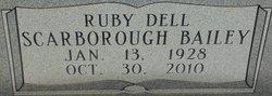 Ruth <i>Scarborough</i> Bailey