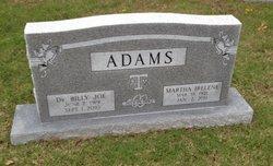 Martha Irelene Marry <i>Albright</i> Adams