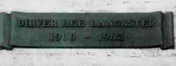 Dilver Lee Lancaster