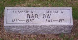 Elizabeth Wismer <i>Rhoads</i> Barlow