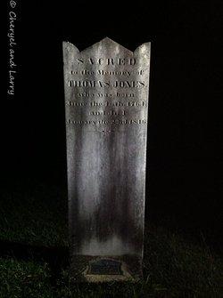 Thomas Jones, Jr
