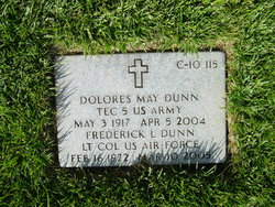 LTC Fredrerick Lawrence Dunn