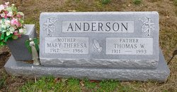 Mary Theresa Anderson