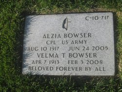 Corp Alzia Bowser