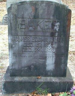 James Edgar Baker