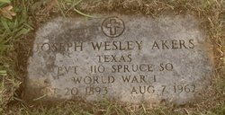 Joseph Wesley Akers