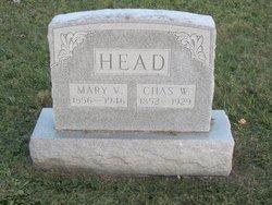 Mary Virginia <i>Endler</i> Head