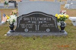 James Colquitt Shuttleworth