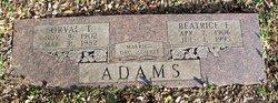 Beatrice Ellen <i>Murdock</i> Adams