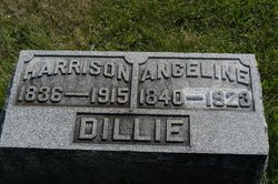 Angeline <i>Thornburg</i> Dillie