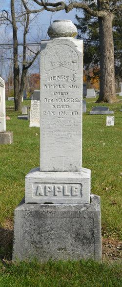 Henry Jackson Apple, Jr