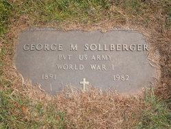 George Merle Sollberger, Sr