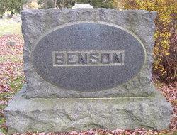 Albert Davis Benson