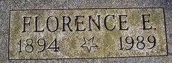 Florence I. <i>Evans</i> Benson