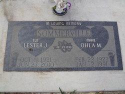 Lester Joseph Tut Sommerville