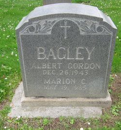 Albert Gordon Bagley