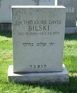Dr Theodore David Bilski