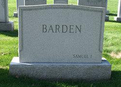 Samuel I. Barden