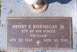 Henry Eugene Gene Kornegay, Jr