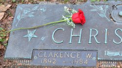 Clarence W Magic Uncle Christman