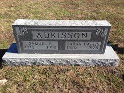 Samuel Bruner Sam Adkisson
