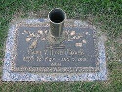 Carrie V. <i>Howell</i> Dawson