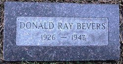 Donald R Bevers