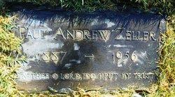 Paul Andrew Zeller