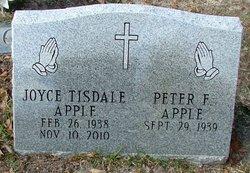 Joyce <i>Tisdale</i> Apple