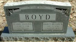 Leamie Louise <i>Fanning</i> Boyd