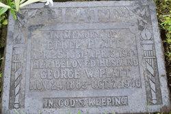 George William Platt