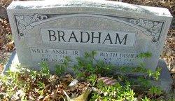 Blythe <i>Disher</i> Bradham