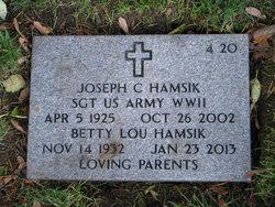 Betty Lou Hamsik