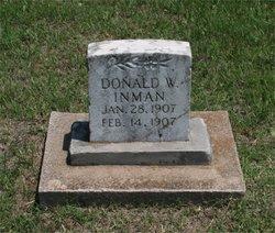 Donald William Inman