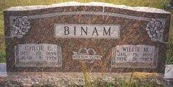 William Monroe Willie Binam