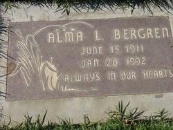 Alma Bergren