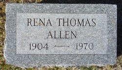 Rena <i>Thomas</i> Allen