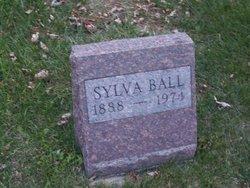 Sylva <i>Patton</i> Ball