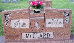 Artie Reginald McClard