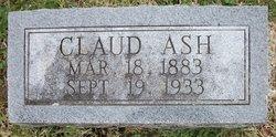 Claude Derious Ash