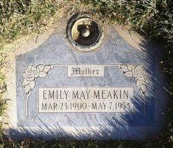 Emily May <i>Vance</i> Meakin