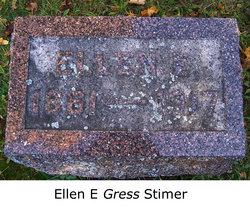 Ellen E. Stimer