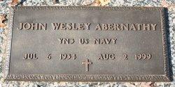 John Wesley Abernathy