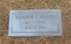 Elizabeth A <i>Bellamy</i> Bruskie