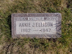 Annie Jane <i>Rowan</i> Ellison