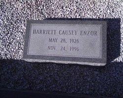 Harriett Evelyn <i>Causey</i> Enzor