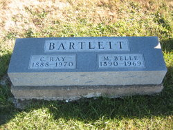Mary Belle <i>Losey</i> Bartlett
