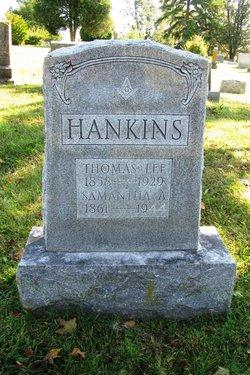 Samatha A. Hankins